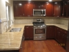 U shape Traditional kitchen