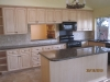 Traditional, Light color kitchen cabinets